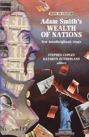 Adam Smith's Wealth of Nations, Smith Adam