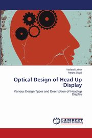 Optical Design of Head Up Display, Lather Yashpal