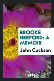 Brooke Herford, Cuckson John