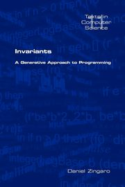 Invariants, Zingaro Daniel