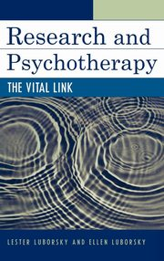 Research and Psychotherapy, Luborsky Lester
