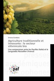 Agriculture traditionnelle et innovante, GIORDANO-S