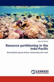 Resource Partitioning in the Indo-Pacific, Al Mealla Reem