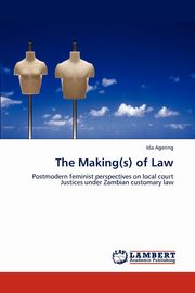 The Making(s) of Law, Agering Ida
