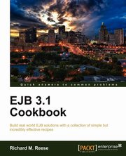 Ejb 3.1 Cookbook, Reese Richard