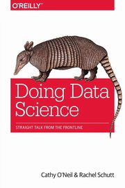 Doing Data Science, Schutt Rachel