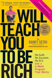 I Will Teach You to Be Rich, Sethi Ramit
