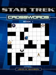 Star Trek Crosswords Book 1,