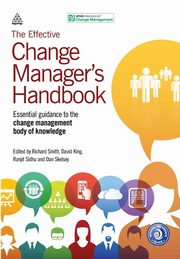 The Effective Change Manager's Handbook, Apmg