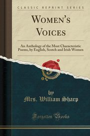 Women's Voices, Sharp Mrs. William