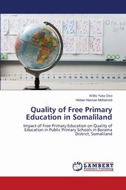 Quality of Free Primary Education in Somaliland, Yuko Oso Willis
