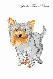 Yorkshire Terrier Notebook Record Journal, Diary, Special Memories, To Do List, Academic Notepad, and Much More, Care Inc. Pet