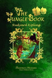 THE JUNGLE BOOK, TREASURES GRANDMA'S