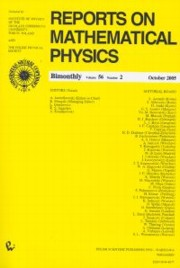Reports on Mathematical Physics 56/2 wer.kraj.,