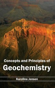 Concepts and Principles of Geochemistry,
