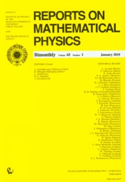 Reports on Mathematical Physics 65/1 2010 Kraj,