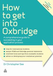 How to Get Into Oxbridge, See Christopher