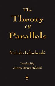The Theory Of Parallels, Lobachevski Nicholas