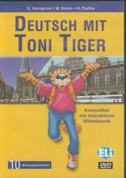 Deutsch mit Toni Tiger,