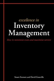 Excellence in Inventory Management, Emmett Stuart