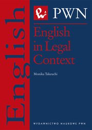 English in Legal Context, Takeuchi Monika