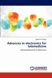 Advances in electronics for telemedicine, Giorgio Agostino