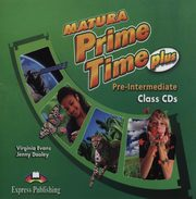 Matura Prime Time Plus Pre-intermediate Class CDs + Workbook&Grammar CD, Evans Virginia, Dooley Jenny