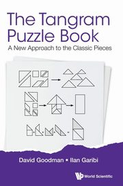 The Tangram Puzzle Book, Goodman David