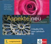 Aspekte Neu B2 CD audio do podręcznika,
