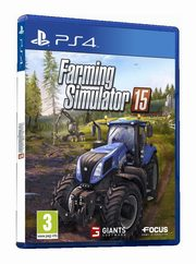 Farming Simulator 2015 PS4,