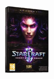 Starcraft II: Heart of the Swarm,
