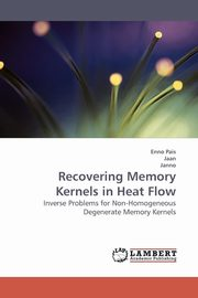 Recovering Memory Kernels in Heat Flow, Pais Enno