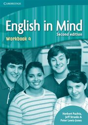 English in Mind 4 Workbook, Puchta Herbert, Stranks Jeff, Lewis-Jones Peter