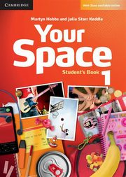Your Space 1 Student's Book, Hobbs Martyn, Starr Keddle Julia
