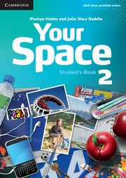 Your Space  2 Student's Book, Hobbs Martyn, Starr Keddle Julia
