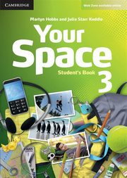 Your Space 3 Student's Book, Hobbs Martyn, Keddle Julia Starr