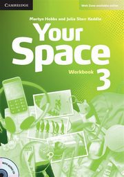 Your Space 3 Workbook with Audio CD, Hobbs Martyn, Keddle Julia Starr