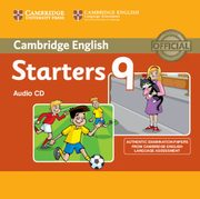 Cambridge English Young Learners 9 Starters CD,