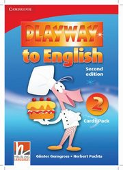 Playway to English 2 Flash Cards Pack, Gerngross Günter, Puchta Herbert