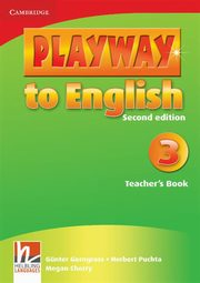 Playway to English 3 Teacher's Book, Gerngross Günter, Puchta Herbert, Cherry Megan