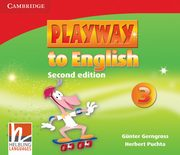 Playway to English 3 Class Audio 3CD, Gerngross Günter, Puchta Herbert