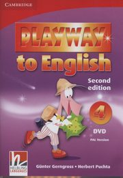 Playway to English 4 DVD, Gerngross Günter, Puchta Herbert