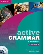 Active Grammar 3 with Answers and CD-ROM, Lloyd Mark, Day Jeremy