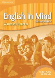 English in Mind Starter Workbook, Puchta Herbert, Stranks Jeff