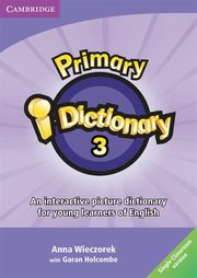 Primary i-Dictionary Level 3 DVD Single classroom, Wieczorek Anna, Holcombe Garan