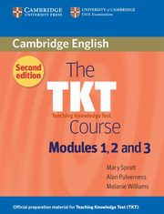 The TKT Course Modules 1, 2 and 3, Spratt Mary, Pulverness Alan