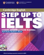 Step Up to IELTS Self-study Student's Book + 2CD, Jakeman Vanessa, McDowell Clare