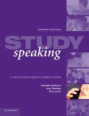 Study Speaking, Anderson Kenneth, Maclean Joan, Lynch Tony