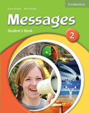 ksiazka tytuł: Messages 2 Student's Book autor: Goodey Diana, Goodey Noel