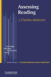 Assessing Reading, Alderson J. Charles